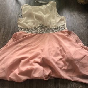 Fancy skater dress